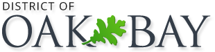 District of Oak Bay Logo